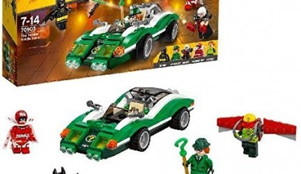 Coche misterioso de The Riddler (70903)