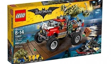LEGO Batman – Reptil todoterreno Killer Croc (70907)