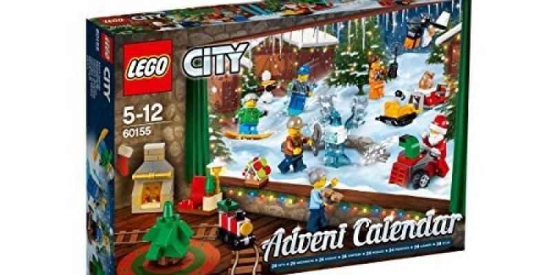 Lego City | Calendario de Adviento (60155)