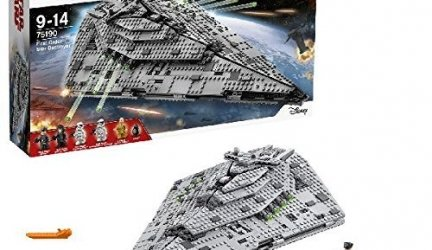 Lego Star Wars – First Order Star Destroyer (75190)