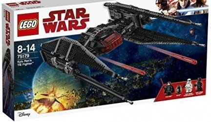 LEGO Star Wars – Kylo Ren's TIE Fighter (75179)